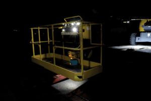MEWP_Market_Haulotte_Activ' Lighting system