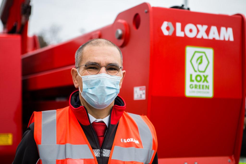 LOXGREEN - Thierry Lahuppe