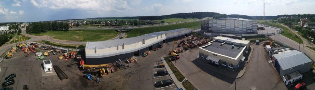 Belaruslift Warehouse - belarus
