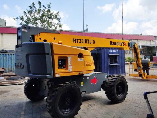 Haulotte India telescopic boom HT23 RTJ O