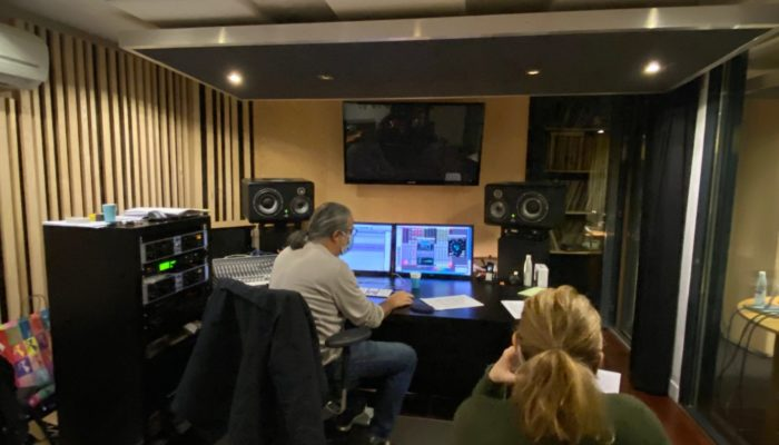 Studio Les Prod - new sound identity