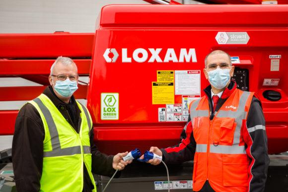 LOXGREEN - partnership