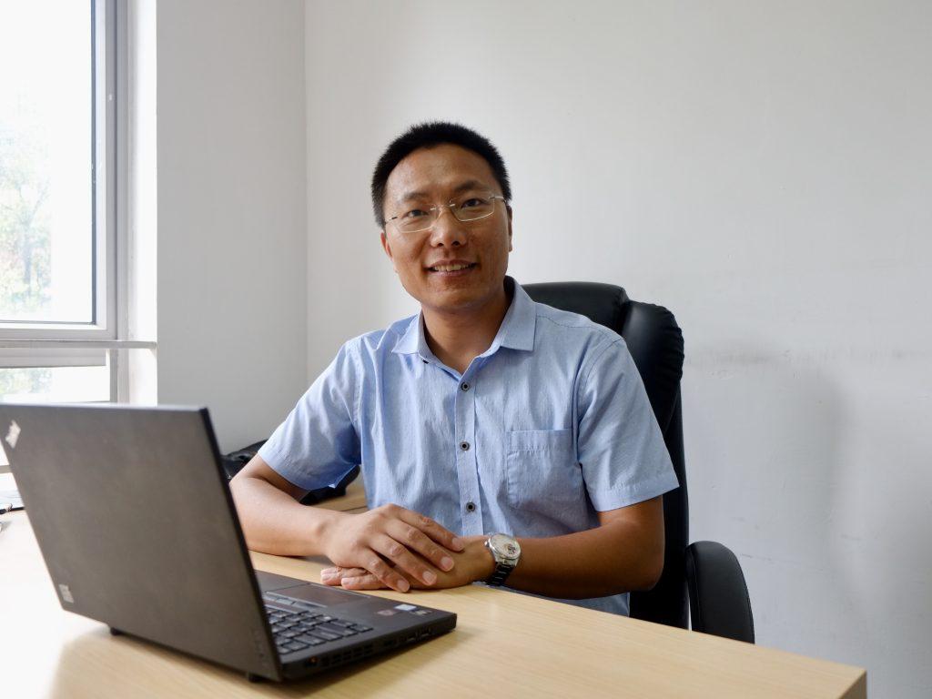Peter Chen From Shanghai Sibang