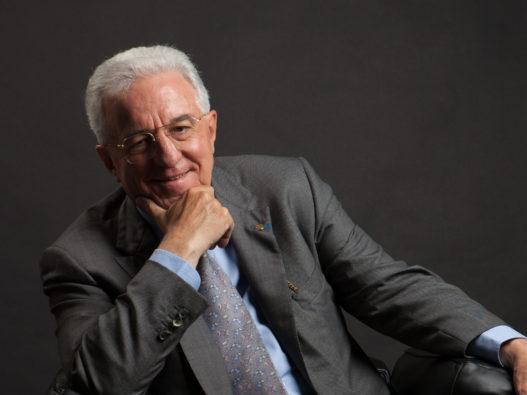 Pierre Saubot president de Haulotte Group.